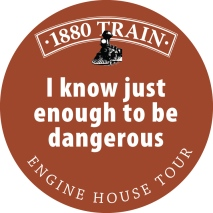 ENGINE HOUSE TOUR STICKER